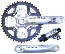 Shimano Deore manivela fc-M 470 octalink 175 mm 48 Z + rodamiento schw-plata nuevo