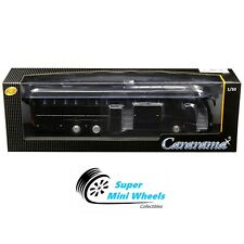 Cararama 1:50 Scania Irizar Pb Coach Bus (Black) 57702 B