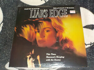Liar's Edge NEW SEALED Laserdisc LD David Keith Shannon Tweed Free Ship $30