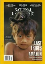 National Geographic October 2018 Tribes of The Amazon NEWSSTAND Copy