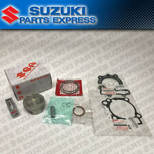 NEW 2014 2015 SUZUKI RMZ250 RMZ 250 COMPLETE OEM TOP END PISTON KIT W/ GASKETS