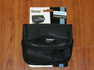 New - Vivitar Compact Digital Camera Protective Case - VIV-BTC-4 - 681066854068