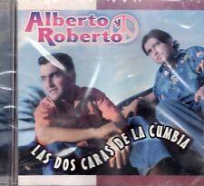 Alberto y Roberto Las Dos Caras De La Cumbia CD New Sealed