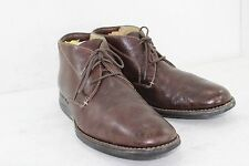 JOHNSTON MURPHY BOOTS SIZE 9.5 BROWNS IN GREAT CONDITION