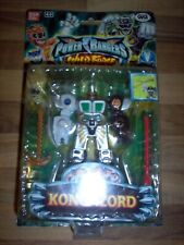 Power Rangers Wild Force Zord / KongaZord Figure NCR10170 / Bandaï 2002 NEUF