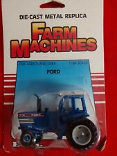 Ford TW-35 Tractor Farm Machines Ertl Die-Cast Metal Replica 1/64 Scale #899