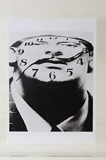 Salvador Dali: What makes you tick ?, 1954 by Philippe Halsman  Kunst-Postkarte