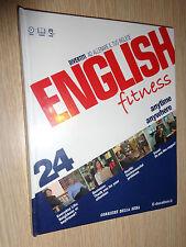 DVD LIBRO N° 24 ENGLISH FITNESS DIVERTITI AD ALLENARE IL TUO INGLESE CORRIERE