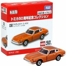 Takara Tomy Tomica 50th Anniversary 06 FAIRLADY Z 432 Scale 1/60 Diecast car