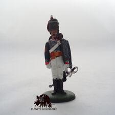 Figurine Collection Del Prado Sergent Major 15e Hussard G.-B. 1808 Anglais