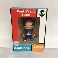 Paul Frank Baseball Player Julius Trexi - Limited Edition Vinyl Figure Gift NEW