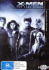 X-MEN 3: THE LAST STAND : NEW DVD