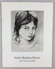 2001 Catalogue Ariele Moulton-Barrett Her Vision Unveiled Binghamton University