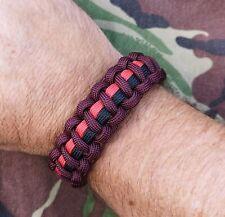 The Parachute Regiment 10th Battalion Paracord 550 Bracelet