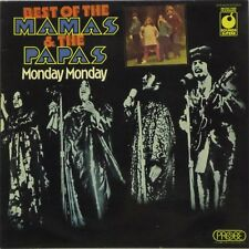 THE MAMAS & THE PAPAS 'MONDAY MONDAY' UK LP