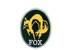 Foxhound Metal Gear Solid PVC Airsoft Paintball Patch