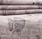5 Yard Hand Block Indigo Black Dabu Print Pure Cotton Fabric Hand Made Fabric