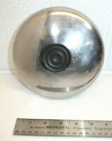 "Vintage Revere Ware Stainless REPLACEMENT LID COVER w/ 6"" Bottom Rim/Edge CLEAN!"