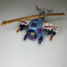 "2001 Hasbro Takara Transformers Armada 6"" CYCLONUS Figure w/ Missiles No Minicon"