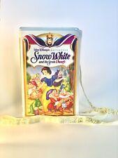 Disney Classic Snow White Vhs Purse