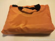ORANGE Pin Trader / Collector Bag - FREE Priority Shipping