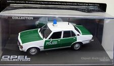 Opel Collection - Opel Rekord D Polizei, 1972-1977 1:43 in Box (2)