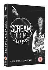 BRUCE DICKINSON - Scream For Me Sarajevo DVD *NEW* NTSC All Region