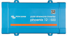 Inverters-Victron Phoenix 12v-500 Ve.direct Schuko Pure Sine Wave