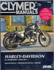 Harley-davidson XL Sportster 2014-2017 by Clymer Publications 9781620922309