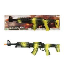 Toi-Toys 32662A AK 47 Sturmgewehr für Kinder mit Schussgeräusch Bundeswehr