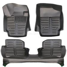 Fußmatten Auto Autoteppich passend für VW Polo 6N2 1999-2001 Set CACZA0201