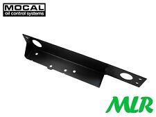 Mocal Schwarz Aluminium Ölkühler Halterung Passend für Nissan 350Z Bvf