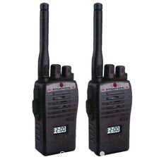 2 Pcs Kids Walkie Talkie Portable 2 Way Toy Radio w/ battery