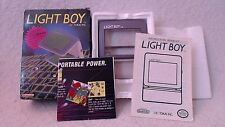 Light Boy (Nintendo Game Boy) Complete with Box Manual & Foam. Vic Tokai. Tested
