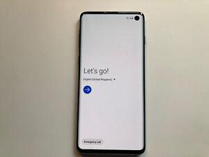 Samsung Galaxy S10 128gb-(Unlocked) *BLOCKED*