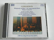 Gershwin - Rhapsody In Blue / An American In Paris (CD Album) Used very good