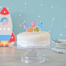 PREMIUM 3D Dinosaur Cake Candles, Birthday Cake, Cake Topper