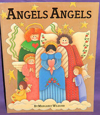 New listing Angels Angels Tole Painting Craft Pattern Book Margaret Wilburn Moon Star Garden