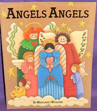 Angels Angels Tole Painting Craft Pattern Book Margaret Wilburn Moon Star Garden