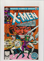Uncanny X-Men #146 VF/NM 9.0 Marvel Comics 1981 Murderworld, Wolverine,Storm