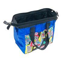 6 Pocket Bingo Royal Nylon Dauber Tote Bag - FREE SHIPPING - Lowest Price!