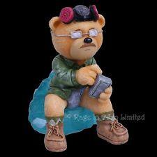*HEISENBEAR* Bad Taste Bears Hand Painted Resin Numbered Figurine (10.5cm) Boxed