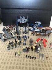LEGO Star Wars Separatist Droid Army Lot 99% Complete Dooku Grievous AAT Clone
