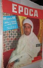 EPOCA 3 gennaio 1953 Sultano Marocco Nenni Haile Sellassie Chaplin Bickenbach