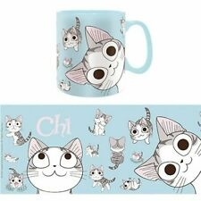 Chi's Sweet Home NEW * Kitty Poses 16 oz Mug * Cat Kitten Anime Coffee Cup Tea