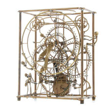Kinetico Studios Six Man Clock by Gordon Bradt