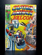 COMICS: Marvel: Captain America #141 (1971), last Stan Lee Cap issue - RARE