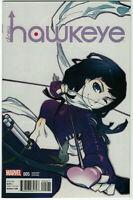 All New Hawkeye #5 Ogaki Manga Anime Variant Kate Bishop Marvel Disney+ Show NM