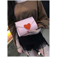 Women's Messenger Cross Body Bags Shoulder Handbag Tote Organiser Bag Purse J