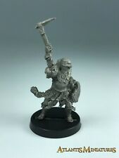 Metal Orc Captain - LOTR / Warhammer / Lord of the Rings X1087